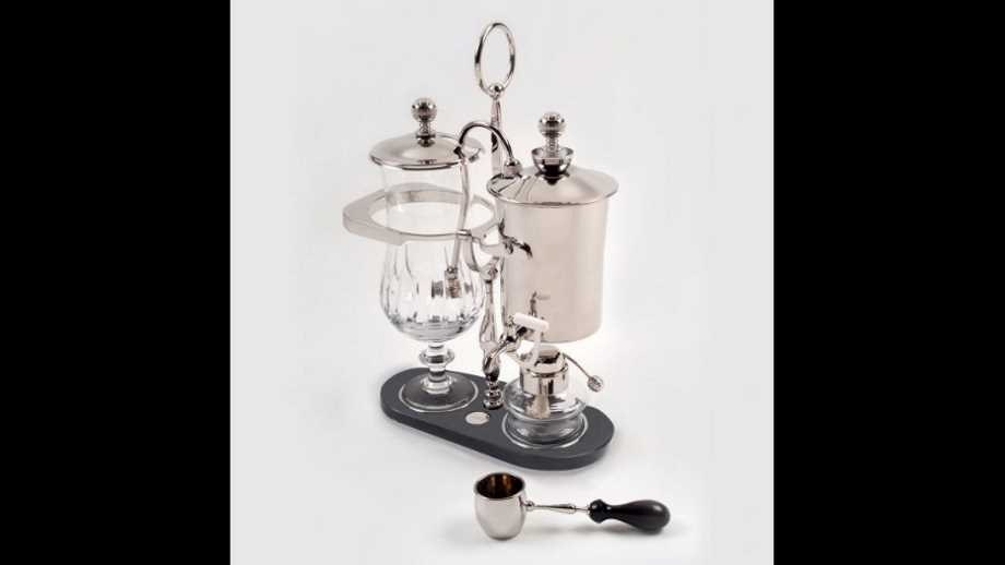 Royal Coffee Maker ToysForBigBoys.com
