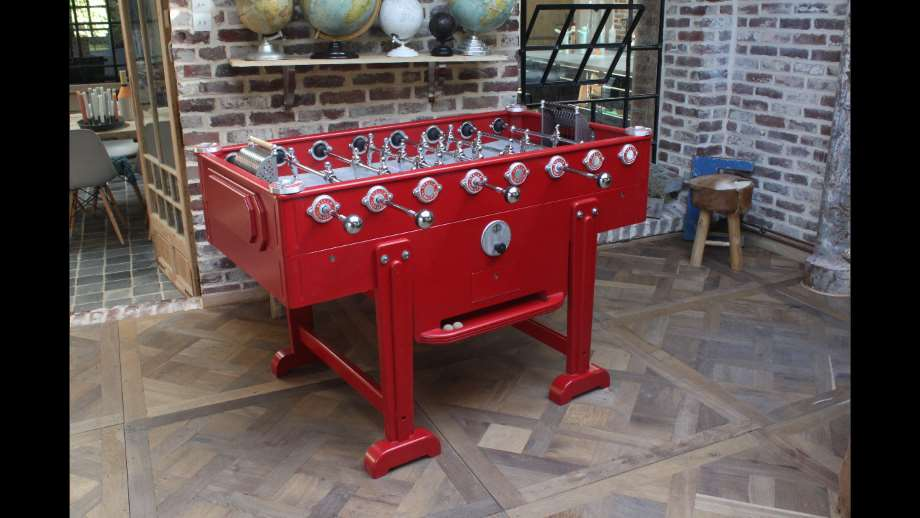 Luxury Table Games by Toulet and Woolsey