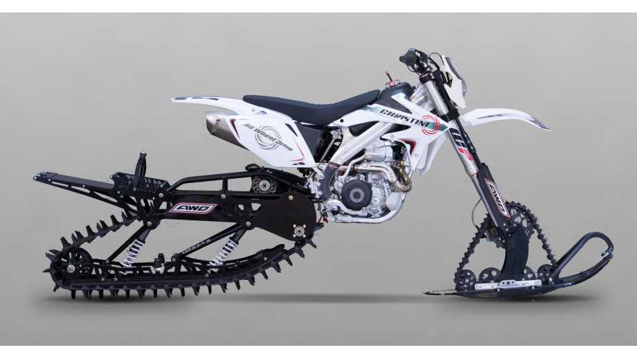 mountain bikes by Christini Technologies, Inc.