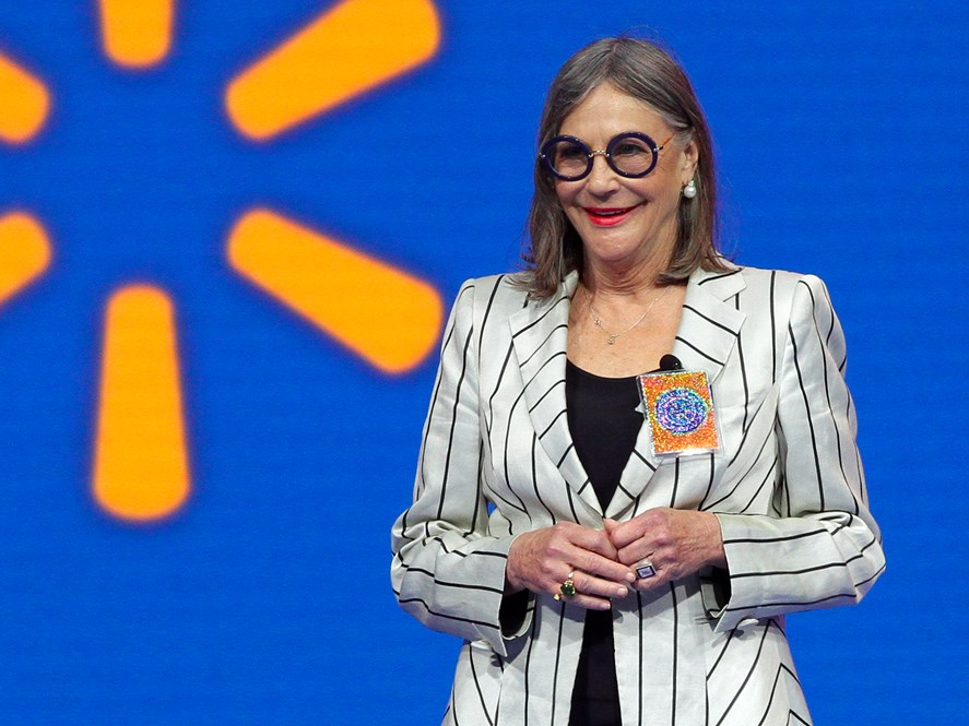 richest women featuring Alice Walton from Walmart