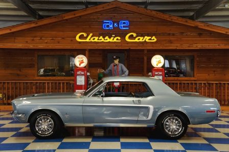 1968 Ford Mustang   35476325