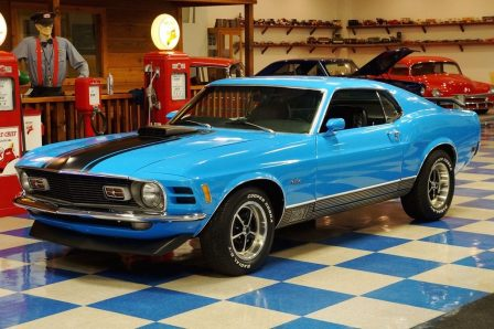 1970 Ford Mustang | 40185472