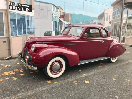 1939 Buick 46-S Sports Coupe | 41024032