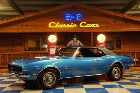 1968 Chevrolet Camaro | 42092462