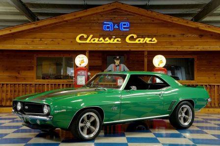 1969 Chevrolet Camaro   45000898