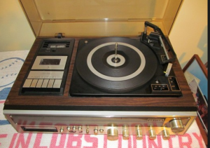 Toys for Big Boys Record Player
