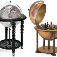 bar globes