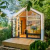 the bunkie in woods