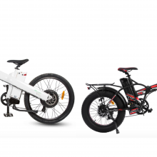 electric bikes by ecotric